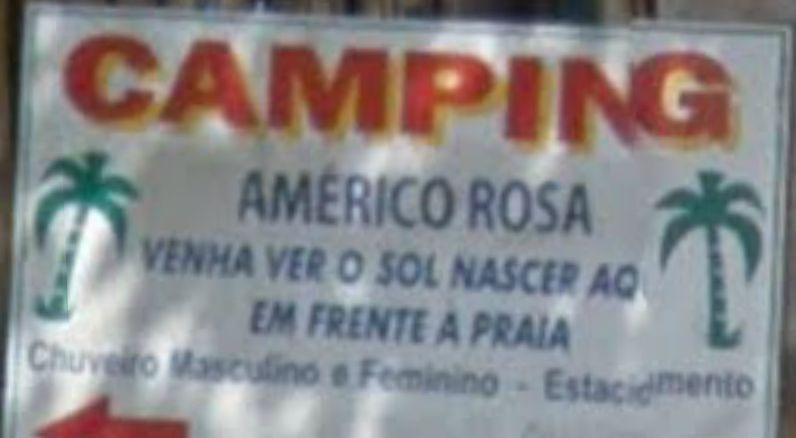 Camping Américo Rosa