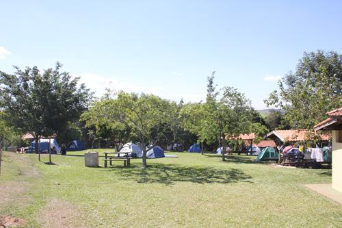 Camping Mirante das Águas – Saltão