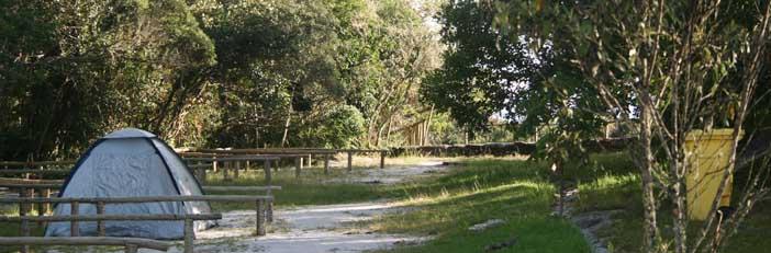 Camping Parque Estadual do Ibitipoca