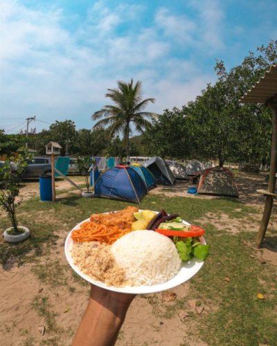 Camping Amendoeiras-Arraial do Cabo-RJ-107