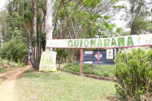 Camping Balneário Guiomarana