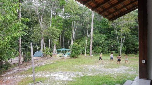 Camping Cachoeira Berro d´Água-presidente figueiredo-am-3