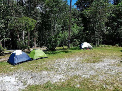 Camping Cachoeira Berro d´Água-presidente figueiredo-am-9