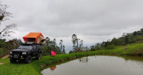 Camping Família Andreazza
