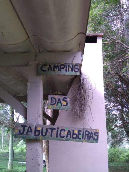 Camping Jabuticabeiras (Fazenda do Guartelá)