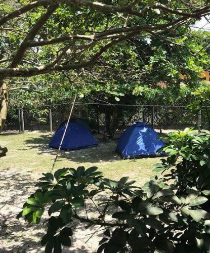 camping tia lenita-ilha do mel-PR 2