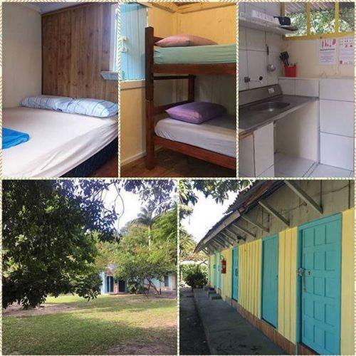 camping tia lenita-ilha do mel-PR 4