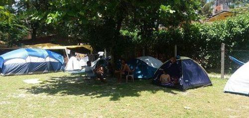 camping tia lenita-ilha do mel-PR 6