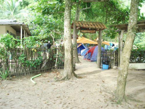 Camping dos Coqueiros