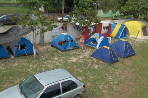 Camping da Juréia