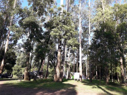 Camping Balneário Municipal de Maquiné-rs-11