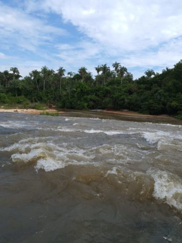 Camping Fazenda Cachoeira das Palmeiras II-coxim-MS 21