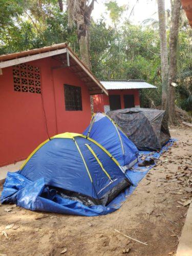 Camping Fazenda Cachoeira das Palmeiras II-coxim-MS 230