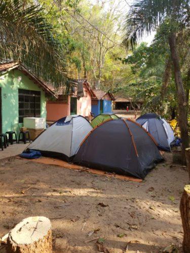 Camping Fazenda Cachoeira das Palmeiras II-coxim-MS 231