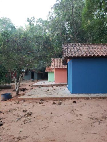 Camping Fazenda Cachoeira das Palmeiras II-coxim-MS 236