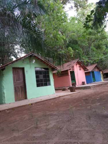 Camping Fazenda Cachoeira das Palmeiras II-coxim-MS 24