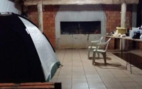 Camping Fazenda do Presente-são miguel da Missões-RS-2