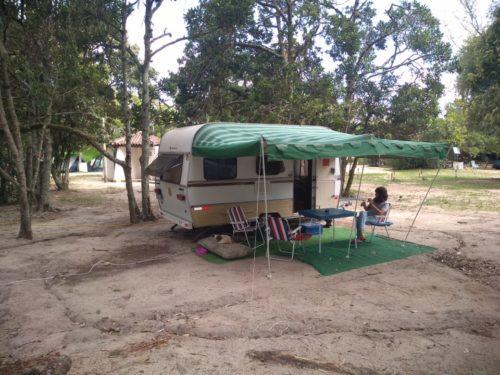 Camping Municipal Laguna dos Patos-São Lourenço do Sul-RS- foto Família MMs