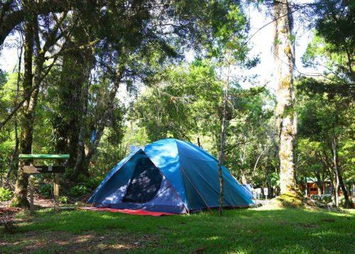 Camping Parque do SESI Canela