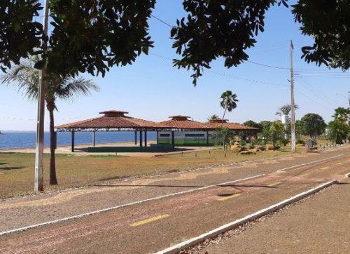 Camping Praia de São Simão-go-1