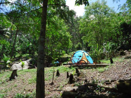 Camping Vale das Trilhas