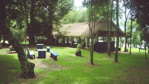 Camping Barragem Capingui