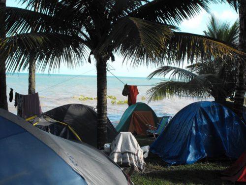 Camping & Hostel Cumuruxatiba