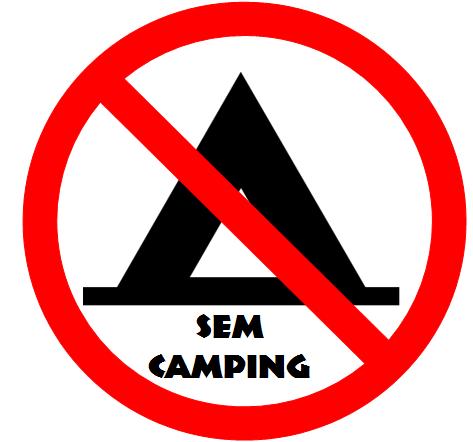 Camping Pico do Galvão (fechado)