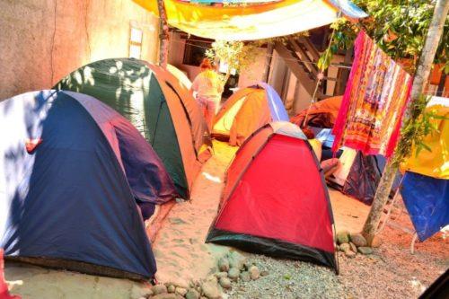Aldeia Itamambuca Chale Camping Ubatuba