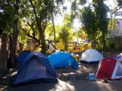 Camping Mameluco Hostel