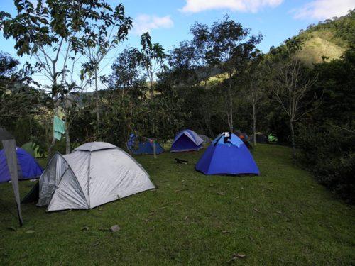 Camping RPPN Reserva Bom Retiro