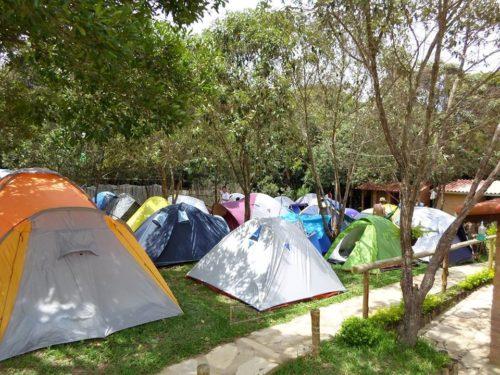 Camping Xamãs