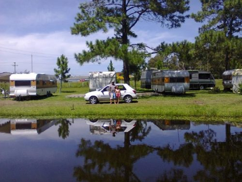 Camping Lagoa e Mar