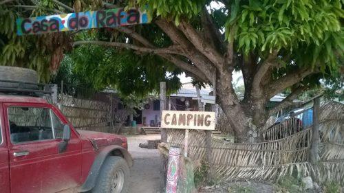 Camping Casa do Rafa