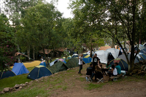 Camping Cascata da Pedra Grande