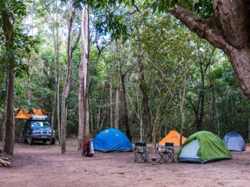 Camping Fazenda Marimbus
