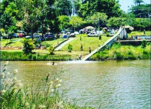 Camping Balneário Lagoa Azul