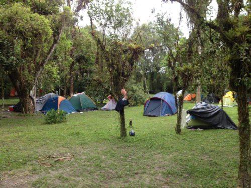Camping Casa Verde e Hostel
