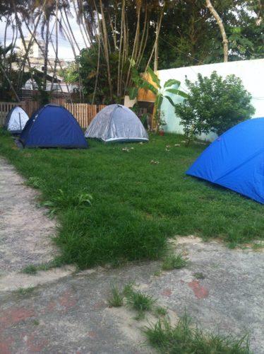Camping Avarandado