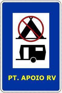 Apoio RV – Estacionamenro Rest. Tio Berlindo