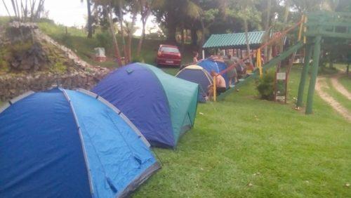 Camping Balneário Bom Futuro