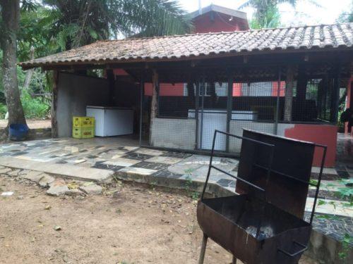 Camping Fazenda Cachoeira das Palmeiras II-coxim-MS