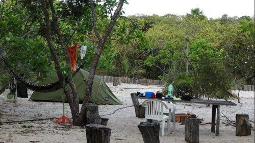 Camping São Mateus