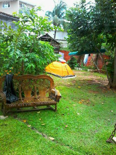 Camping Treze Luas