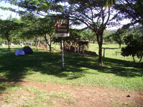 Camping Chapada Aventura