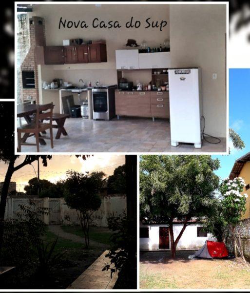 Camping Casa do SUP