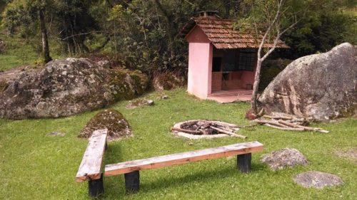 Camping Fazenda Rio das Pedras
