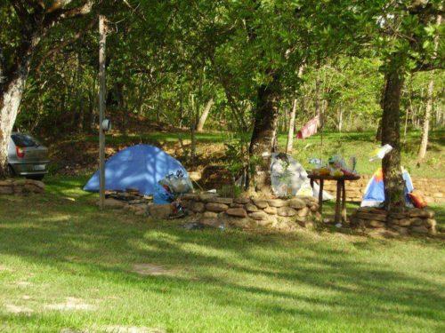 Camping Lavras dos Bandeirantes