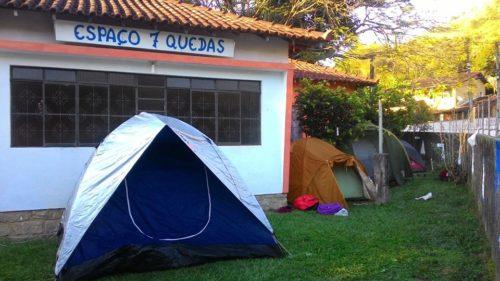 Camping Espaço 7 Quedas