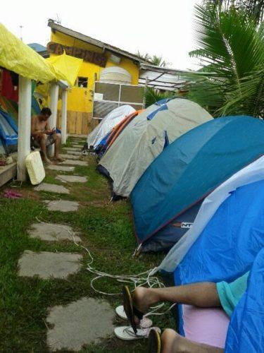 Camping Caraguatatuba
